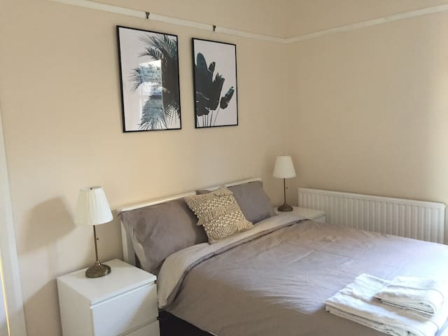 Spacious and Cosy Double Bedroom In East London