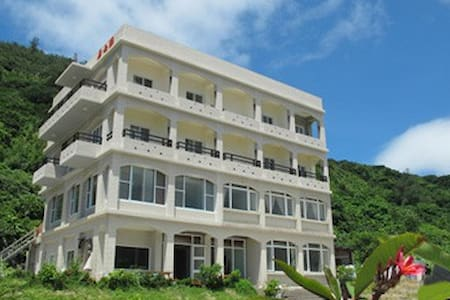 Greenisland Hot spring seaview & sunrise - Lvdao Township - Bed & Breakfast