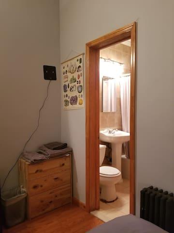 Private Entrance/ Private Bathroom