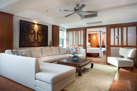 Closest 2 BR to Nai Harn Beach-  Chic & Relaxing