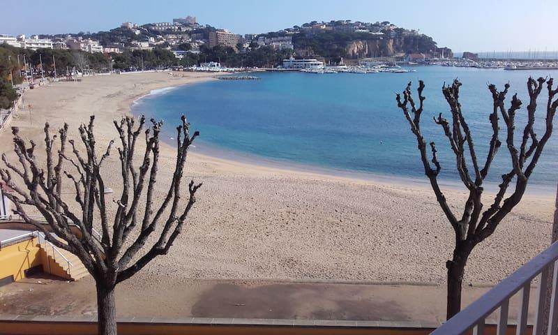 precioso apartamento a 20 metros de la playa - Sant Feliu de Guíxols - Apartamento