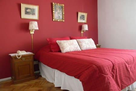 2 Dormitorios en Recoleta para 5 personas. - Ciudadela - Wohnung