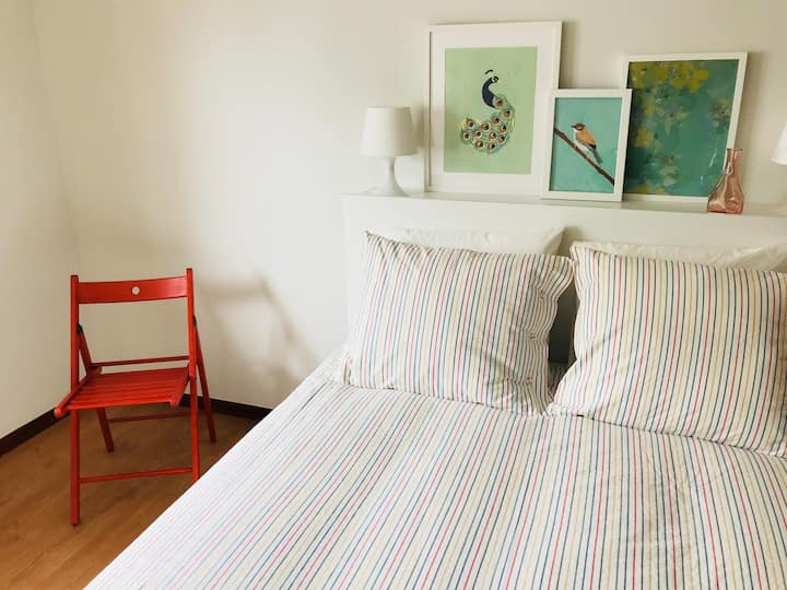Central Low Cost 1bedroom - Póvoa de Varzim