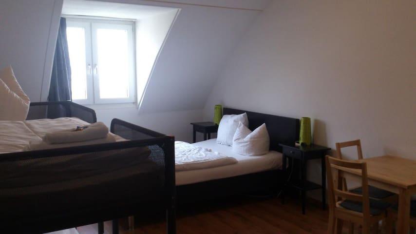 Familienzimmer im StayInn Hostel - Freiburg im Breisgau - Huis