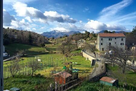 Maison typique corse entre mer et montagne - Tallone