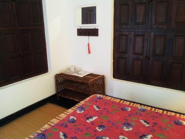 Ground Floor Double bed