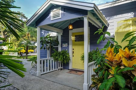 Seadog- Heart of Downtown Safety Harbor, Florida - Safety Harbor - Bungalov