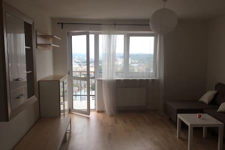 2 bedroom flat with amazing view - 리비우 - 아파트