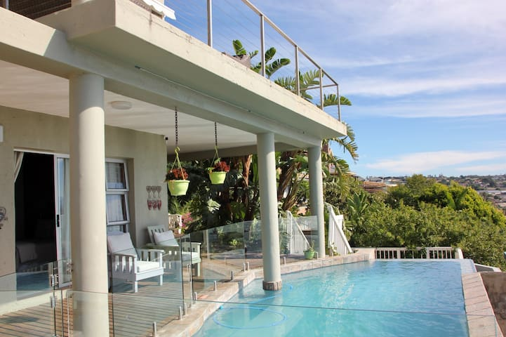 Homely, affordable guest house with stunning views