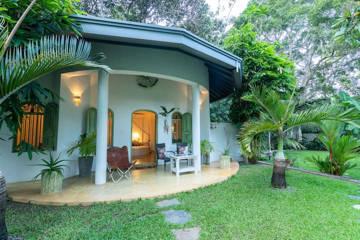Spacious & Private Boutique Bungalow by the Beach