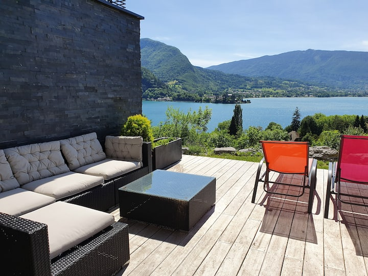 TALLOIRES VILLAGE Apartment Stunning Lake Views