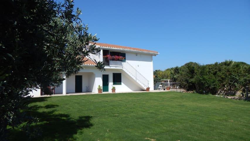 Cristina's home apartment in villa