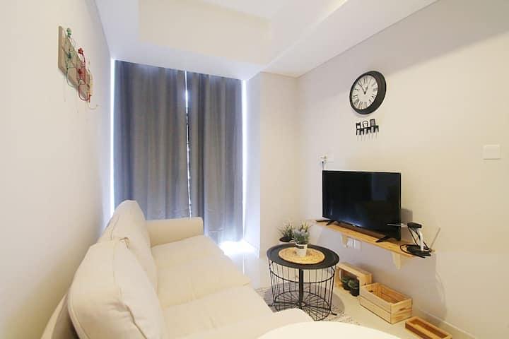 Taman Anggrek Residences 2BR Apartment Jakarta