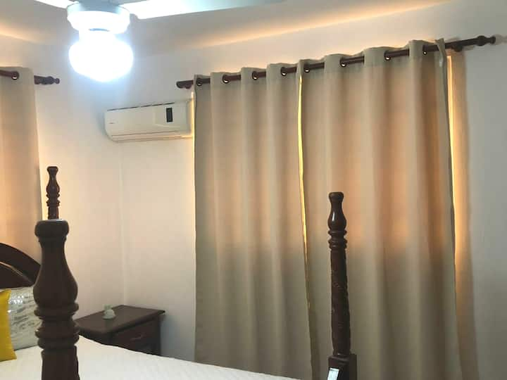 Nice apartment in la vega city, dom rep...........