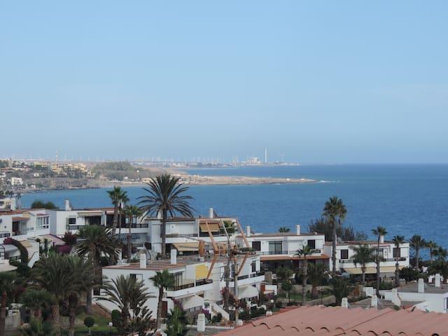 Maravilloso apartamento frente al mar !