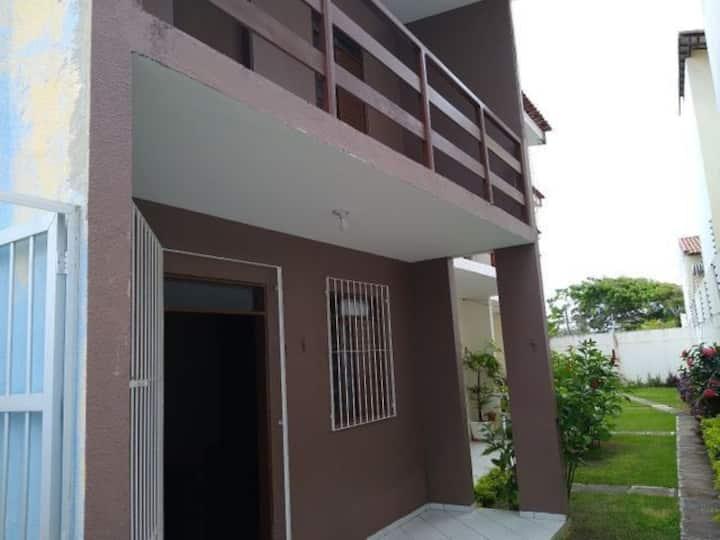 Casa confortável no Barra Mar, Barra de São Miguel