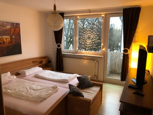 Nice and cozy apartment in the heart of Munich