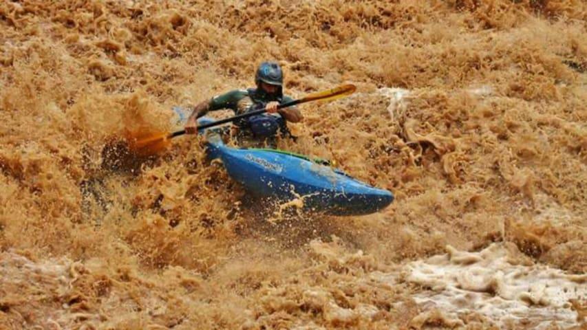 Rios de Aventura Socorro-SP guia Lucas Singh