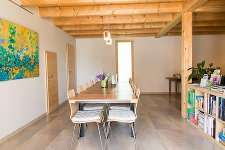 Lumineuse Chambre Agastache  - Dijon - Huis