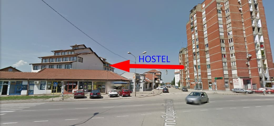 Rooms for rent Loznica