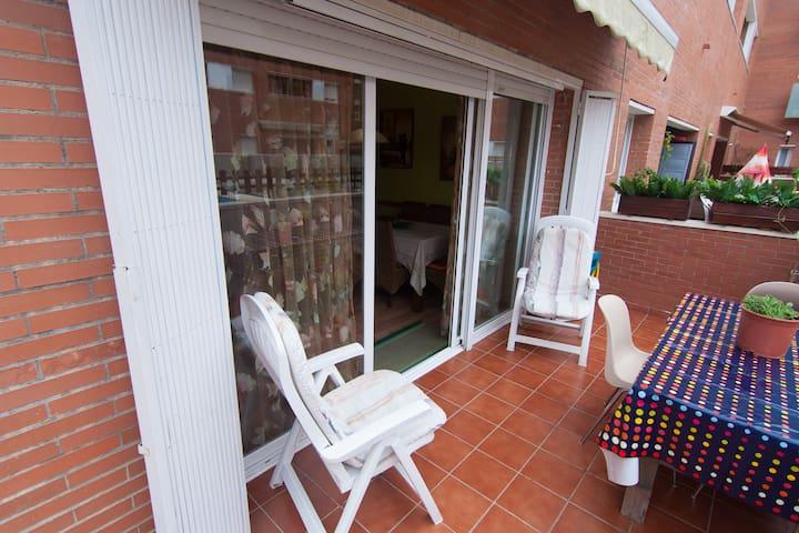 Apartament and pool - Lloret de Mar - Apartment