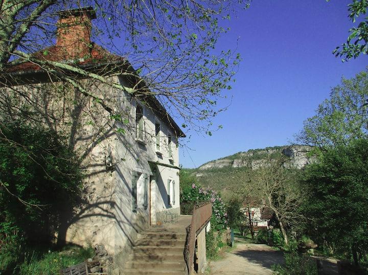Le Ricochet, maison indépendante, Vallée du Célé