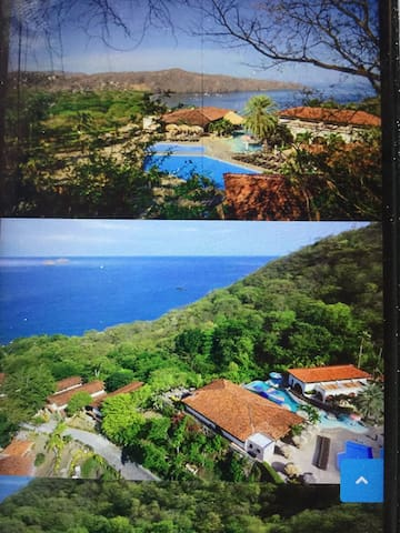 Condovac LaCosta resort Villa 1 bedroom w/kitchen - Playa Hermosa - Andelsboende