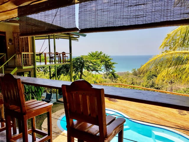 Birdcage Ocean View Apartment - Surf Vista Villas