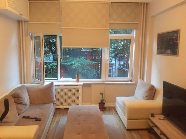 Cozy & Central Room in Besiktas