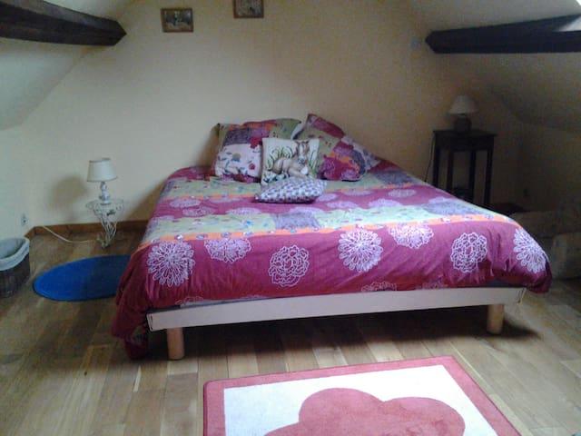 Chambres sympa au vert - Saint-Vaast-de-Longmont - Casa