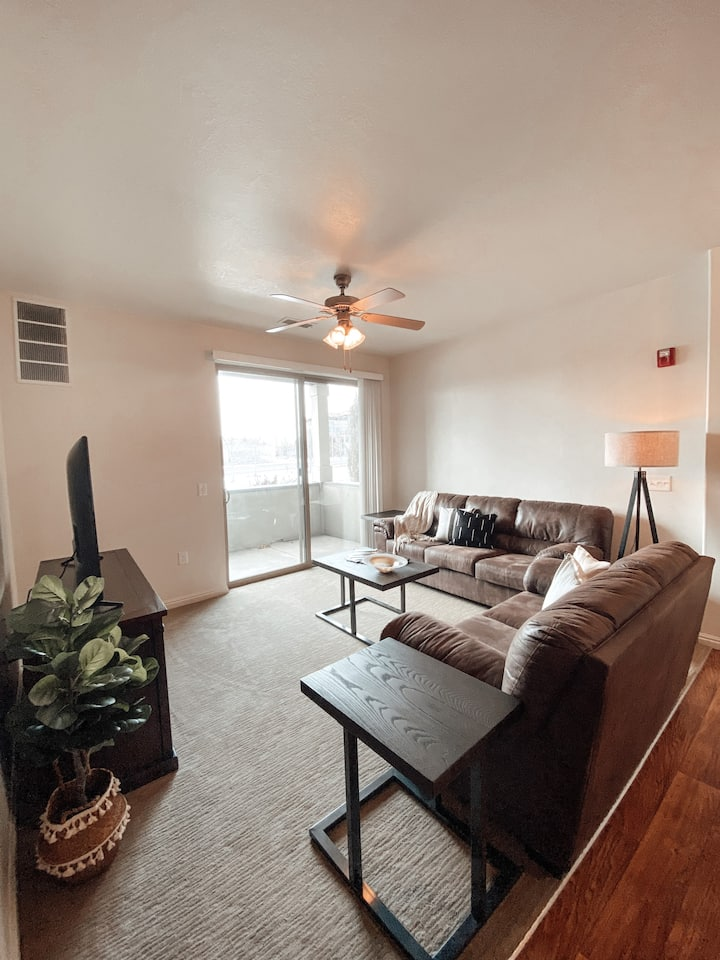 Newly Updated Central 2 Bedroom Apartment
