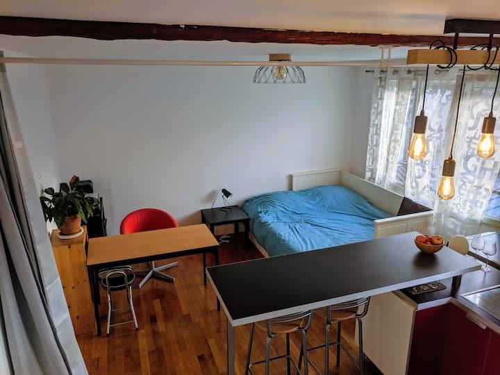 29€ ✔Chambre dans un Duplex | ✔Télétravail