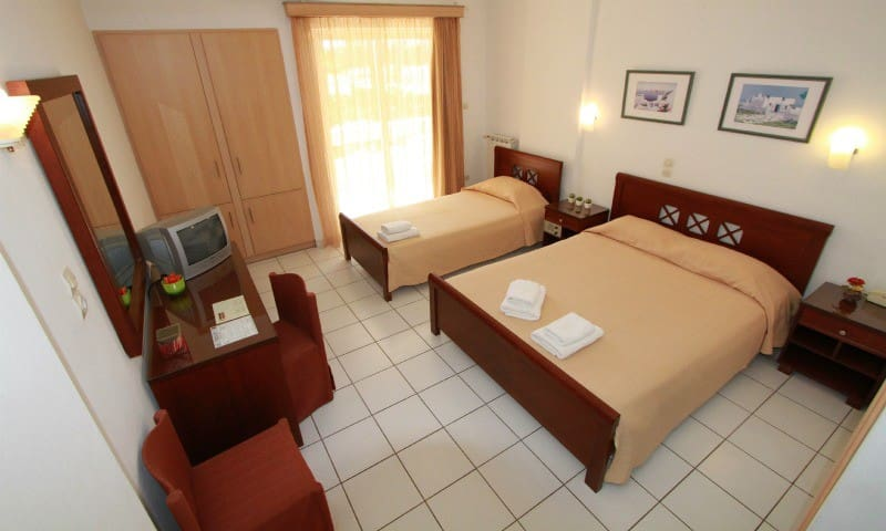 Hermes standart double room - Kissamos - Bed & Breakfast