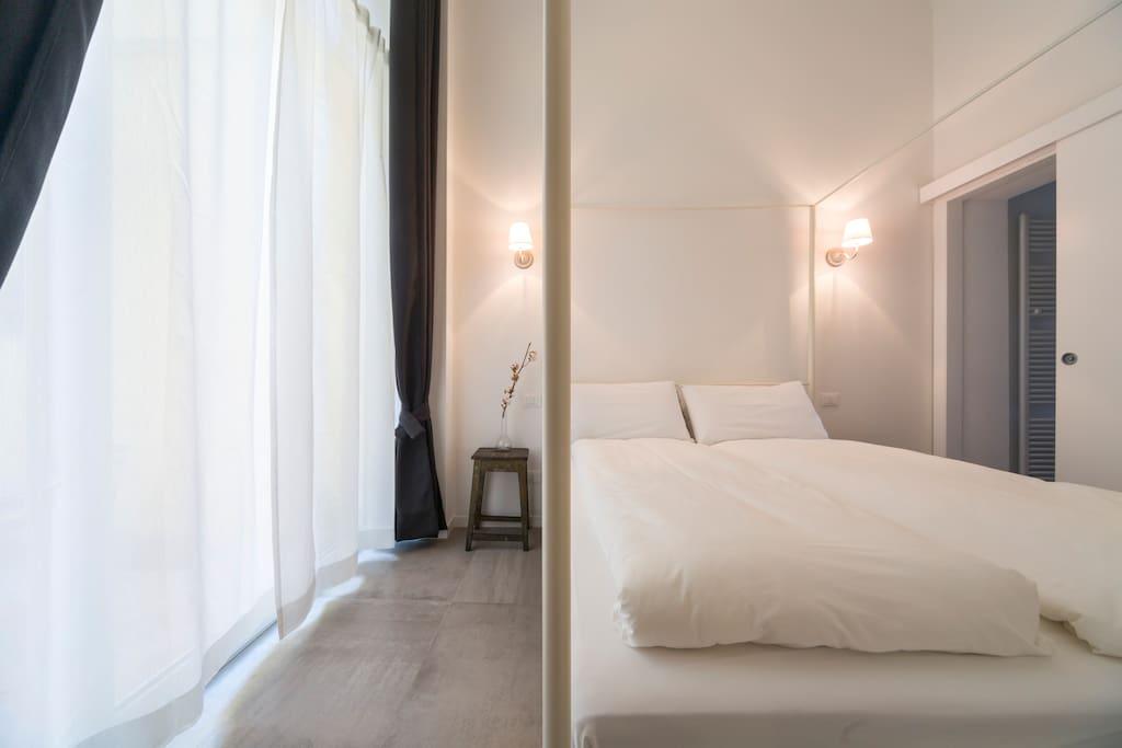 Apartments Bologna Italy  Rooms  Baths