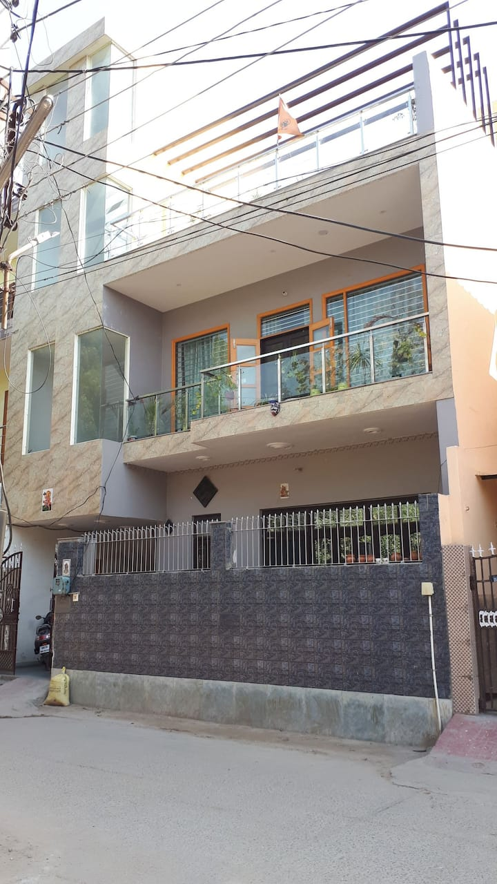2 BHK in a strategically located area