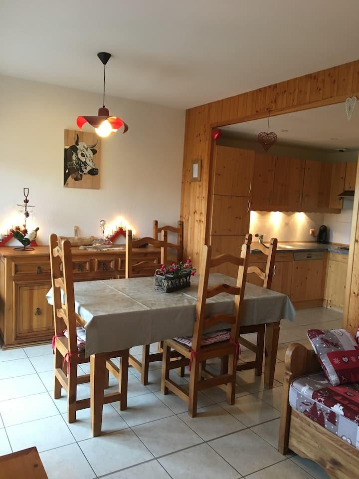 Appartement 6 personnes - Fermes du Lac, Gerardmer