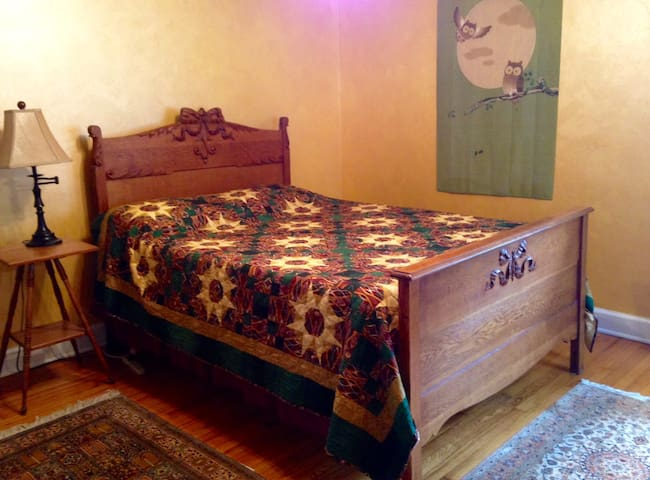 Private Bed & Bath, Downtown - Lewisburg - Rumah