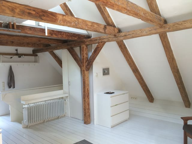 Studio Loft in Wacken Unterkunft bis 6 Personen - Wacken - Loft-asunto