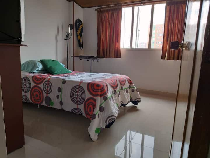 Habitación Privada en Bogotá lista para tu visita