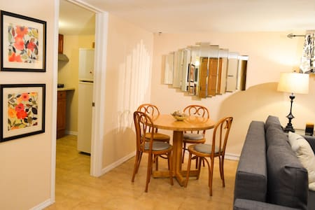 Cozy Private Apartment with Private Entrance - Livingston - Διαμέρισμα