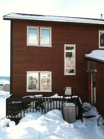 A room in Qinngorput. Family house - Nuuk - House