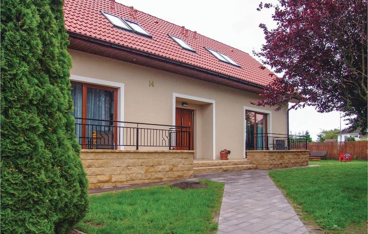 Holiday apartment with 1 room on 32 m² in Grzybowo