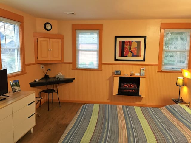 Jailhouse Suites Union Cottage Studio - Yellow Springs - Apartmen