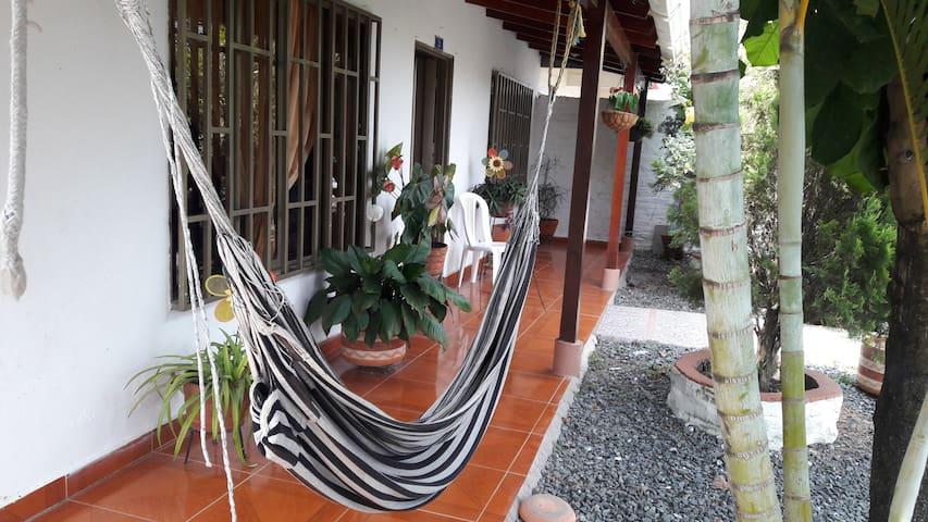 Casa finca Don José