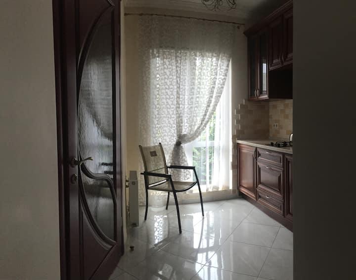 Уютная квартира-студия район Греческой площади