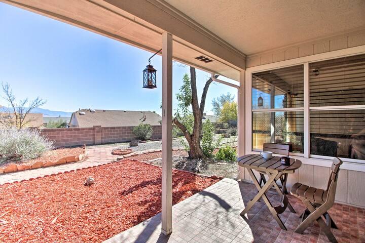 Albuquerque Area Home w/Mountain View & Patio