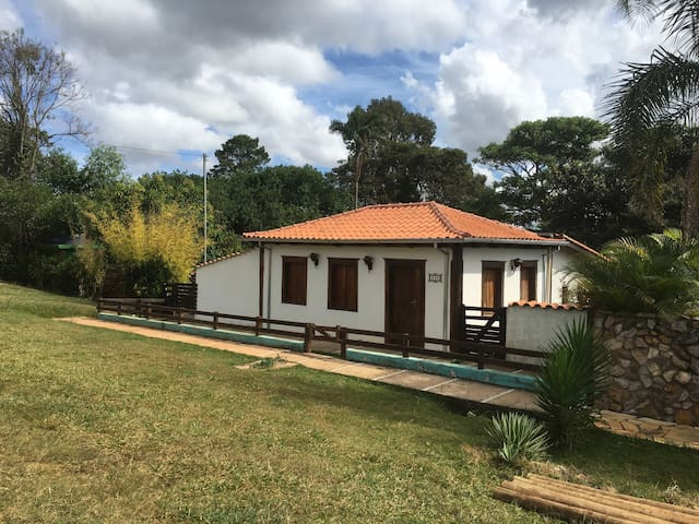 Casa do Chef - Serra da Canastra - São Roque de Minas  - Bed & Breakfast