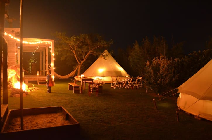 Manantiales Glamping Cielo