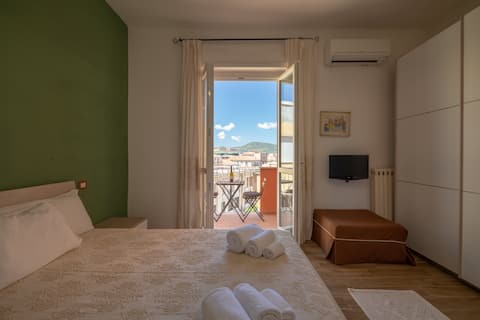NG Guest House Olbia Deluxe Room