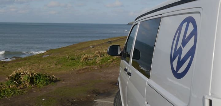 Yorkshire Camper Hire - 4 berth VW T5 Camper 3
